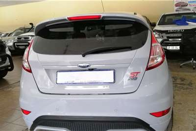 Used 2017 Ford Fiesta ST200