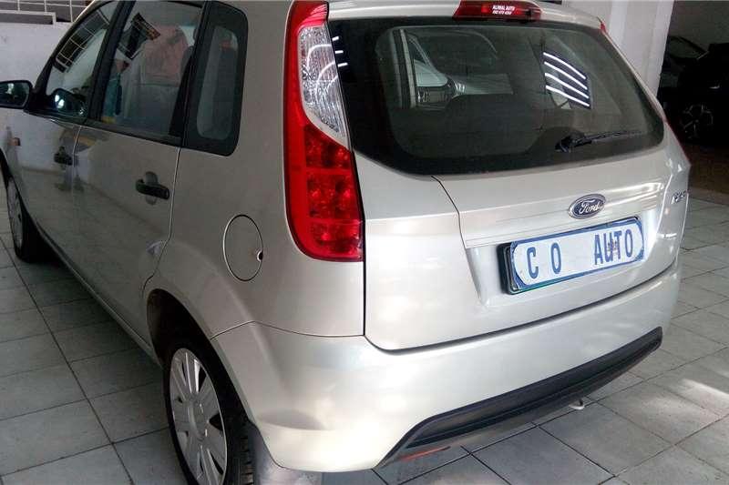 Ford Figo 1.4 2012