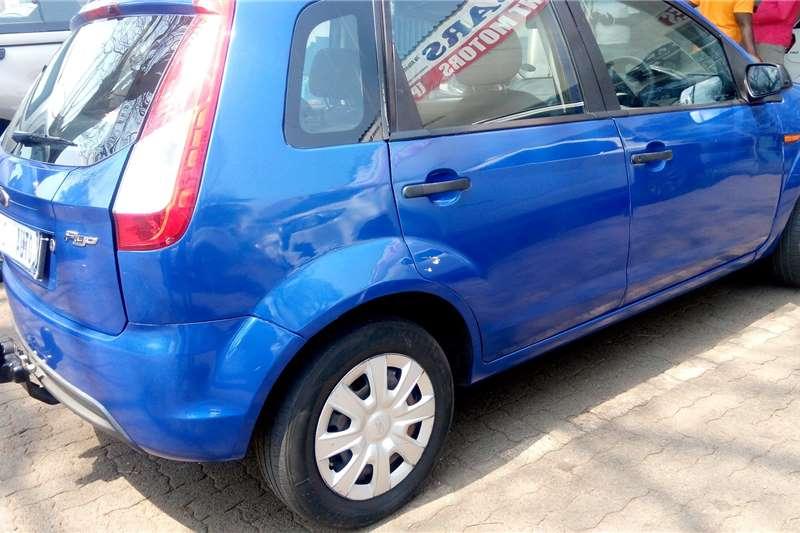 Ford Figo 1.4 2014