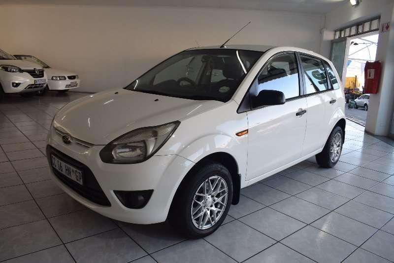 Ford Figo 1.4 5dr 2012