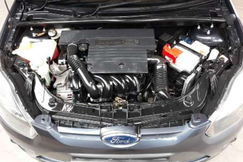 Ford Figo 1.4 Ambiente 2010