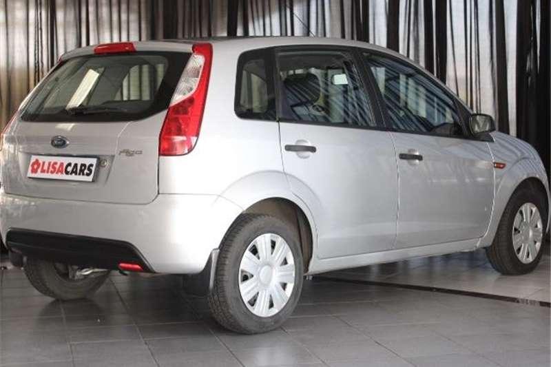 Ford Figo 1.4 Ambiente 2011