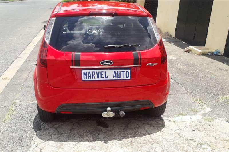 Ford Figo 1.4 Ambiente 2012