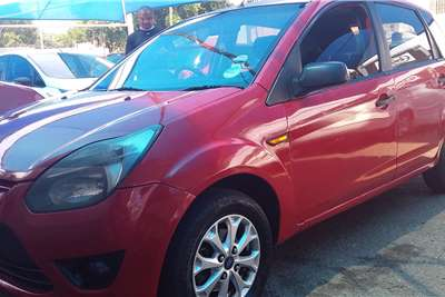 2012 Ford Figo Figo 1.4 Ambiente