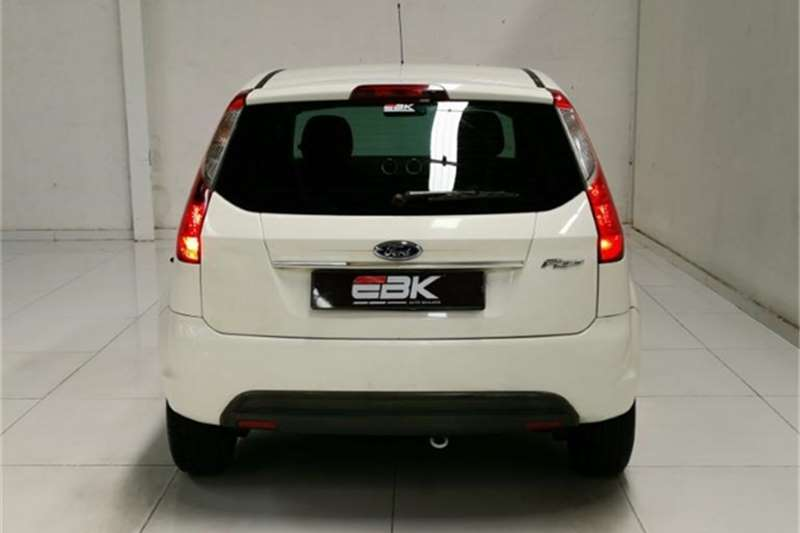 Used 2012 Ford Figo 1.4 Ambiente