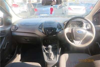 2017 Ford Figo Figo 1.4 Ambiente