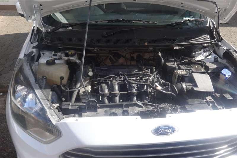 Ford Figo 1.4 Ambiente 2017