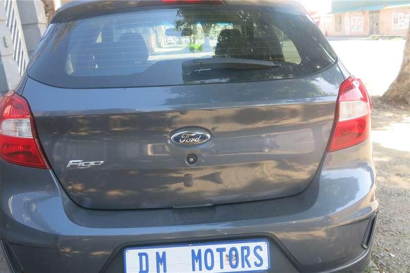 Ford Figo 1.4 Ambiente 2019