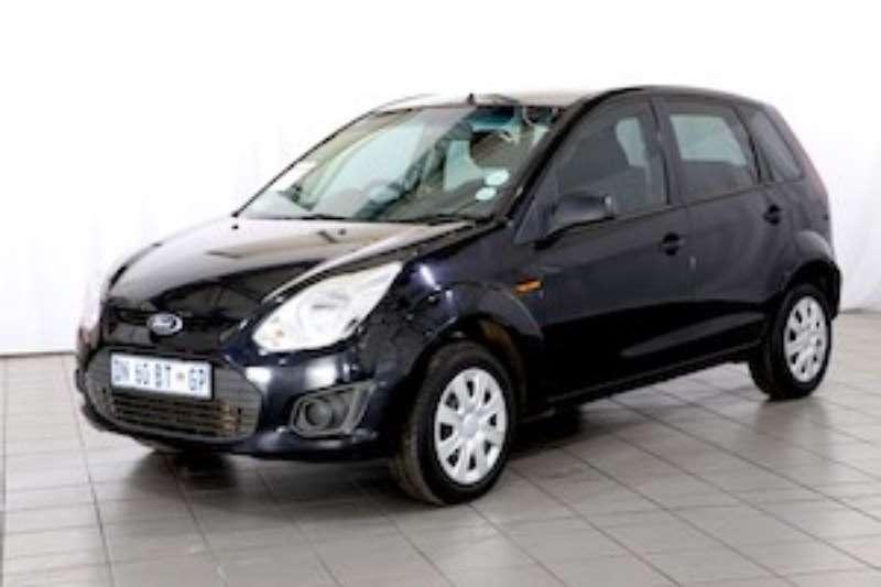 2015 Ford Figo