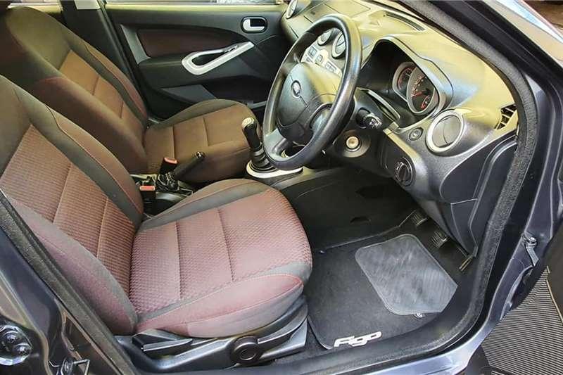 Ford Figo 1.4 Trend 2010