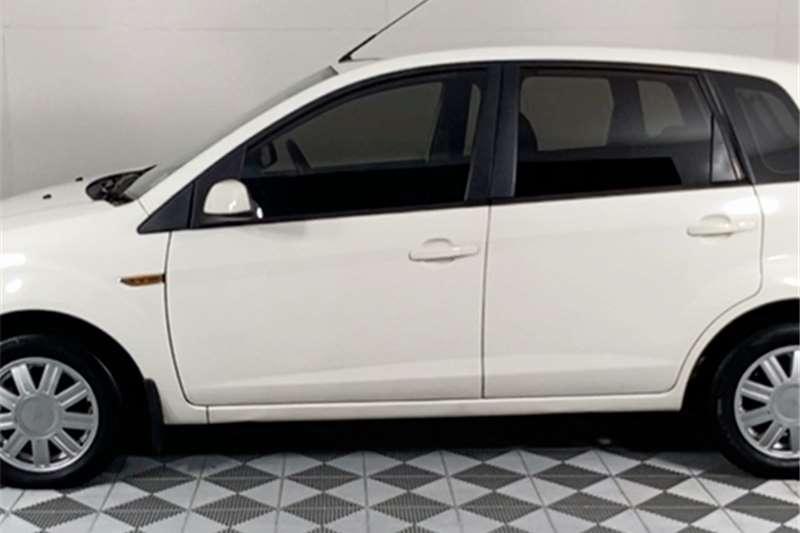2010 Ford Figo Figo 1.4 Trend