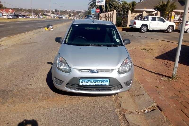 Ford Figo 1.4 Trend 2011