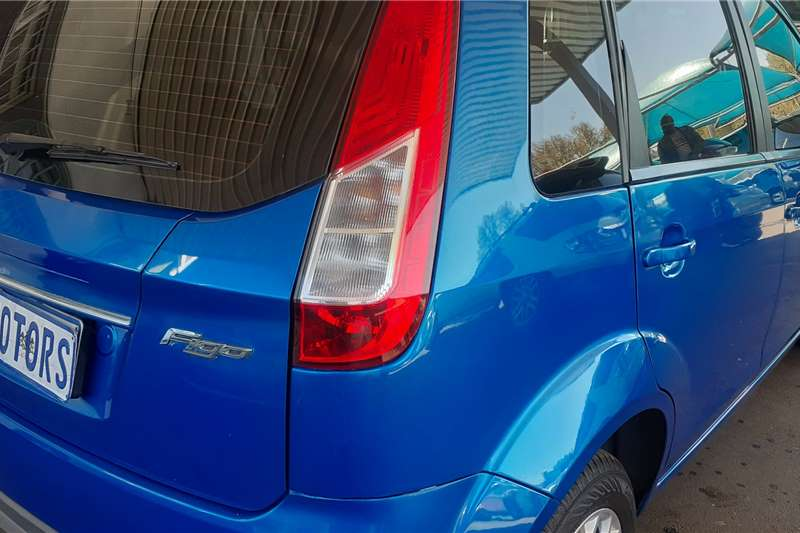 2013 Ford Figo Figo 1.4 Trend