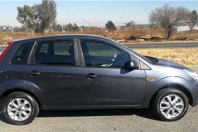 2014 Ford Figo Figo 1.4 Trend