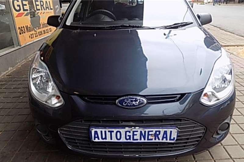 Ford Figo 1.4 Trend 2015