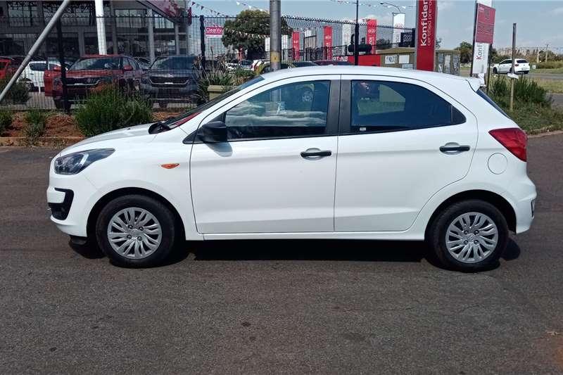 Ford Figo 1.4 Trend 2020