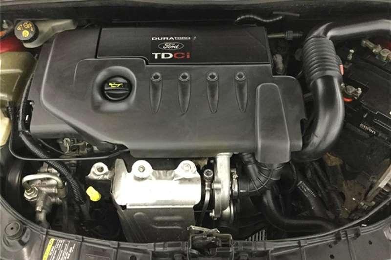 Ford Figo 1.4TDCi Ambiente 2010
