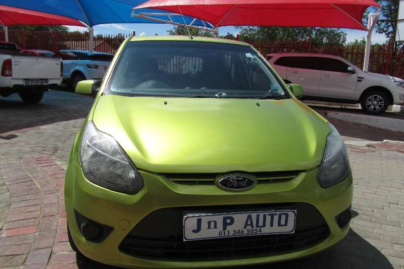 Ford Figo 1.4TDCi Ambiente 2011
