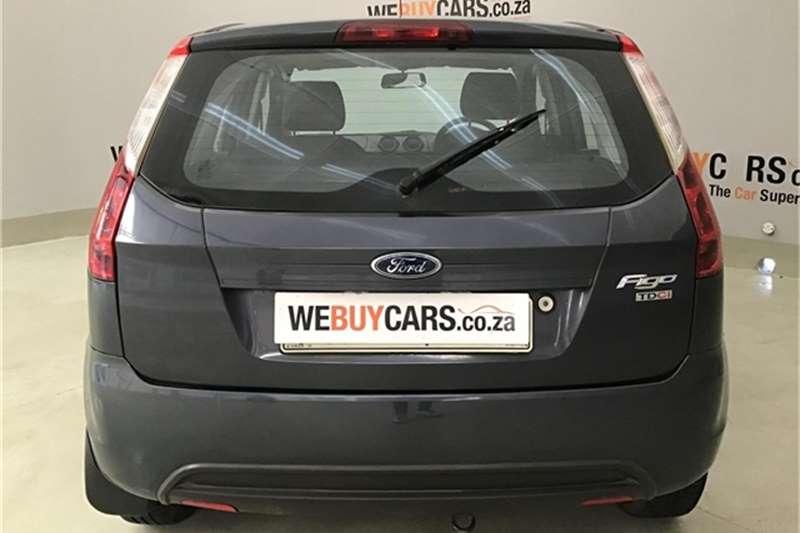 Ford Figo 1.4TDCi Ambiente 2012