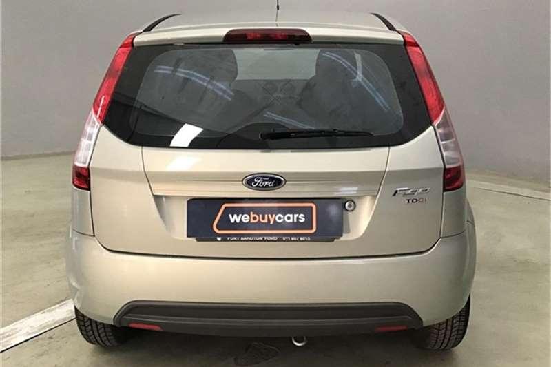 Ford Figo 1.4TDCi Ambiente 2015