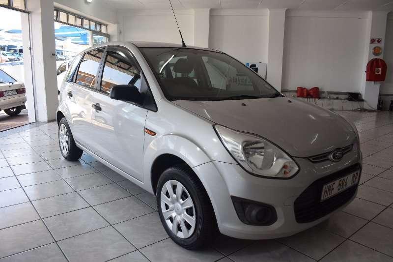 Ford Figo 1.4TDCi Ambiente (One owner) 2013