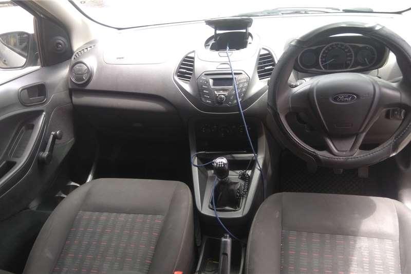 Ford Figo 1.5 2017
