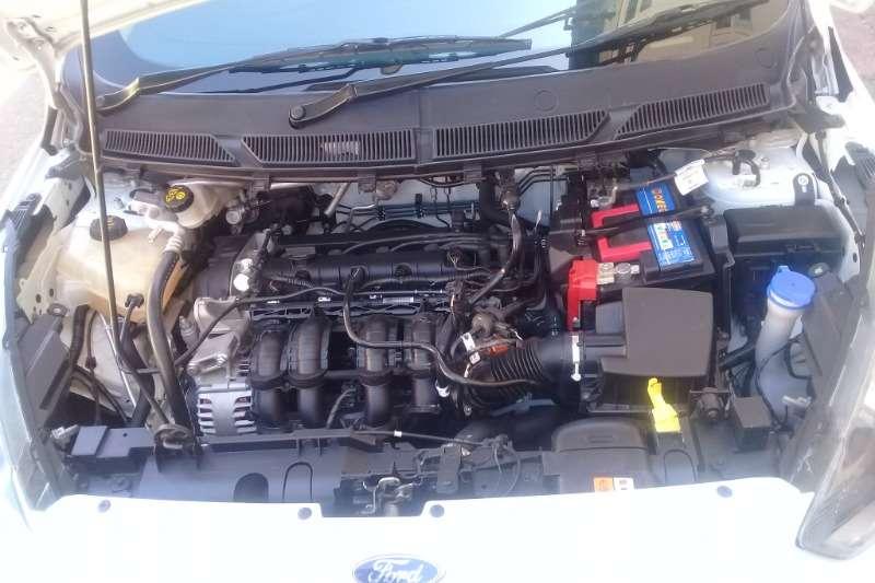 Ford Figo 1.5 Trend 2017