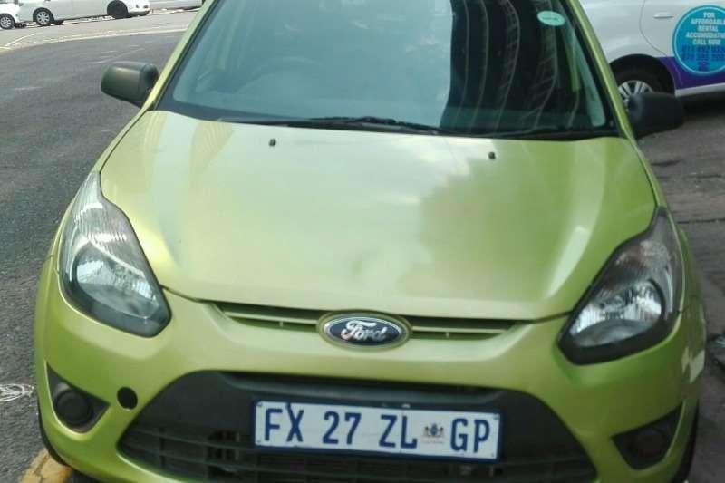 Ford Figo 1.6 Tdi 2012