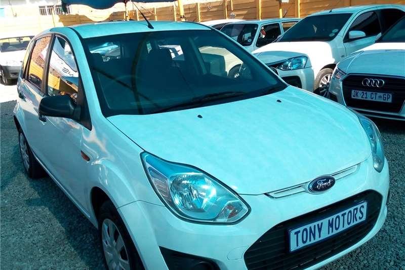 Used 2014 Ford Figo