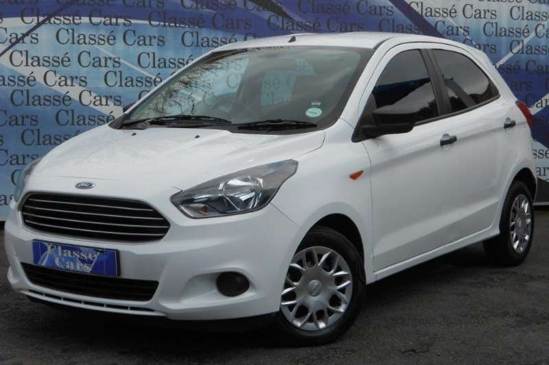 Ford Figo hatch 1.5 Ambiente 2016