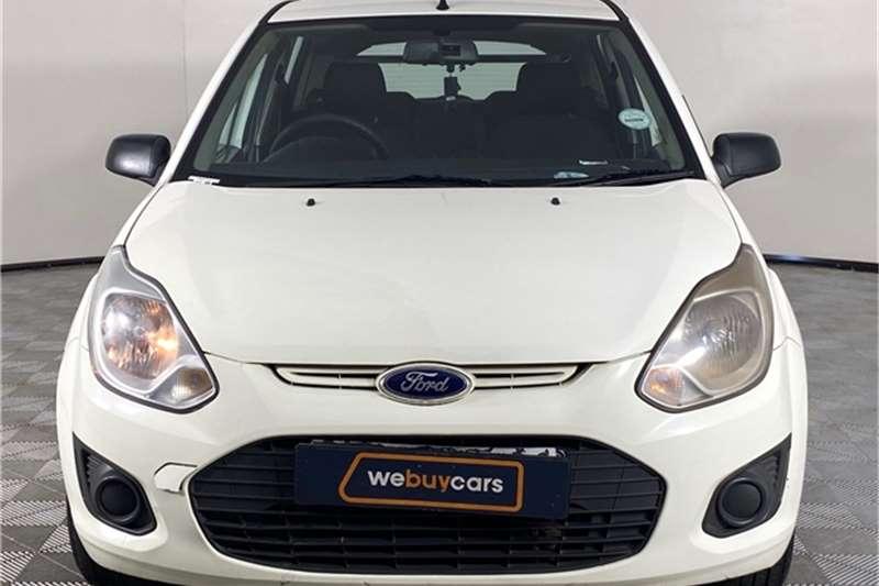 2016 Ford Figo Figo hatch 1.5 Ambiente