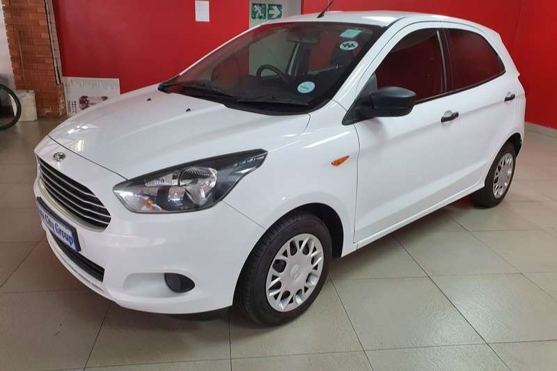 Ford Figo hatch 1.5 Ambiente 2017
