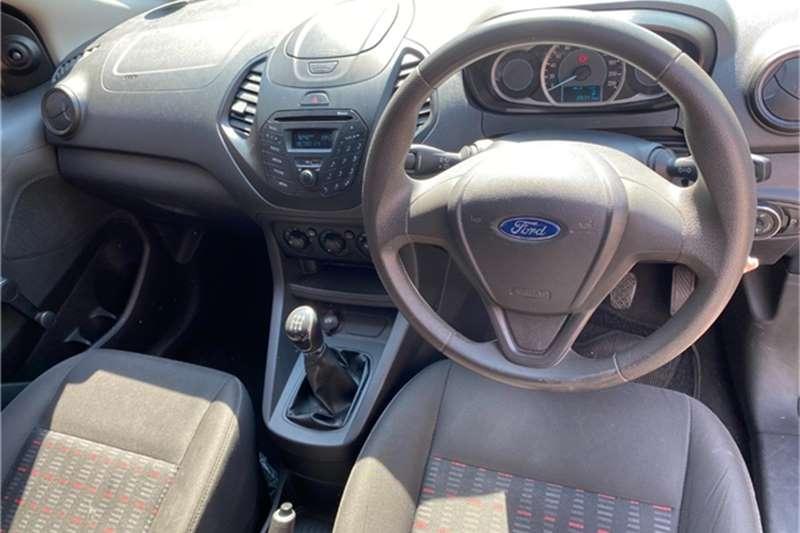Ford Figo hatch 1.5 Ambiente 2017