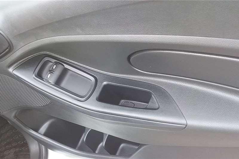 Ford Figo hatch 1.5 Ambiente 2018
