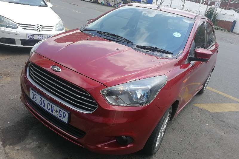 Ford Figo hatch 1.5 Ambiente 2018