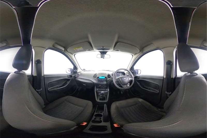 2018 Ford Figo Figo hatch 1.5 Ambiente