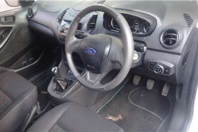 Ford Figo hatch 1.5 Ambiente 2019