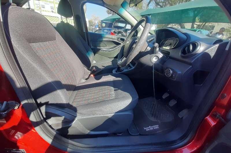 2019 Ford Figo Figo hatch 1.5 Ambiente