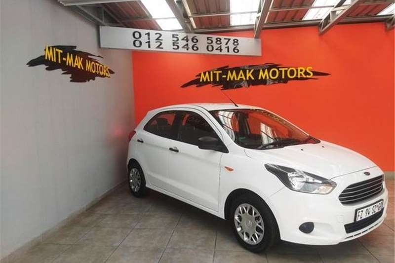 2016 Ford Figo hatch