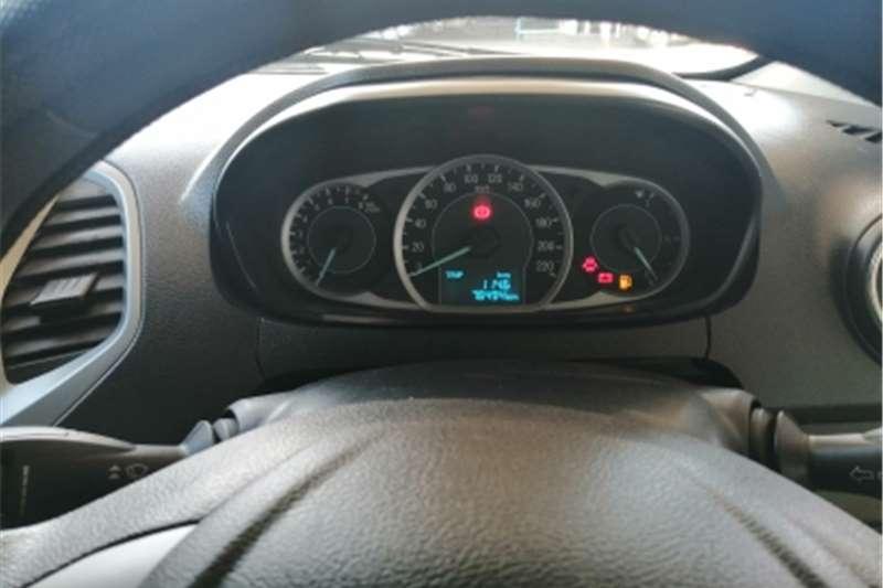 Used 2016 Ford Figo hatch 1.5 Titanium
