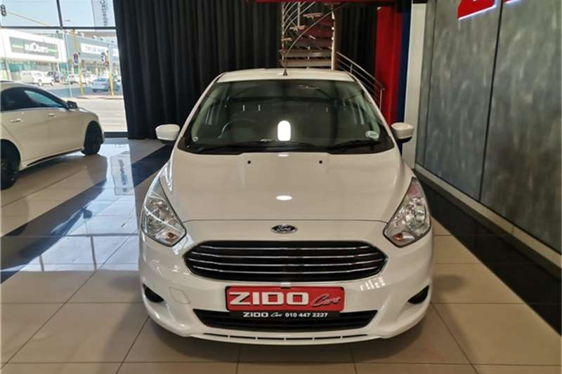 Used 2017 Ford Figo hatch 1.5 Titanium