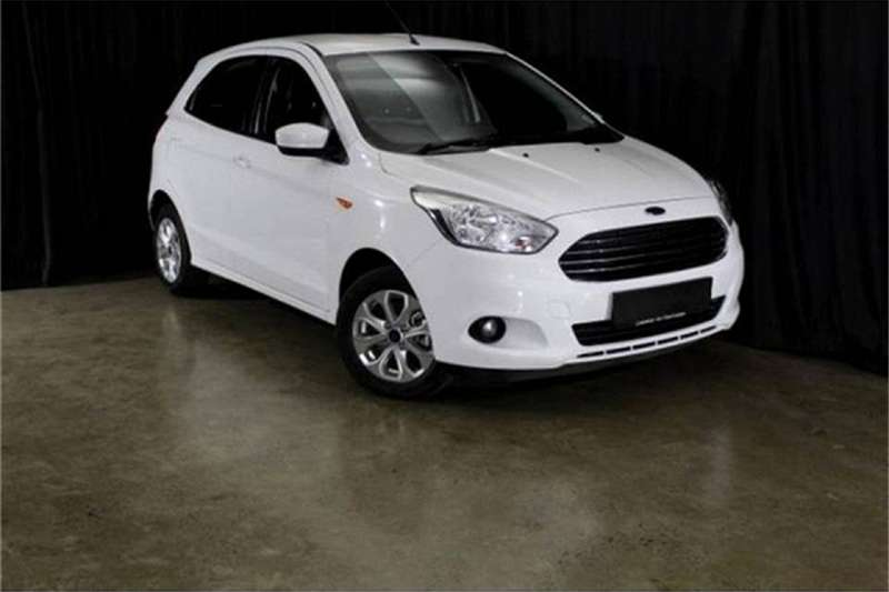 Ford Figo hatch 1.5 Titanium 2018