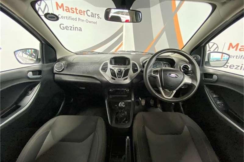 Ford Figo hatch 1.5 Titanium 2018