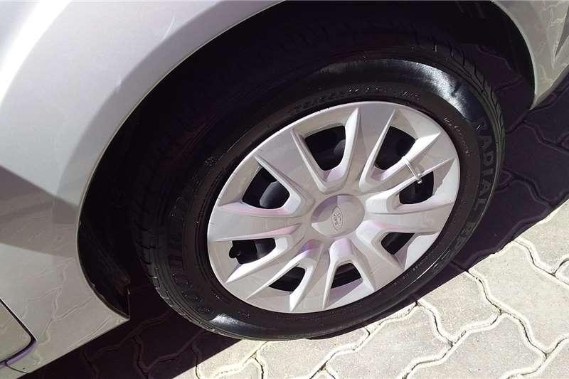 Ford Figo hatch 1.5 Trend 2013
