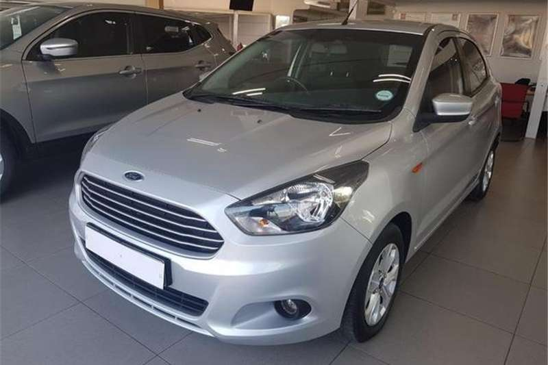 Ford Figo hatch 1.5 Trend 2017
