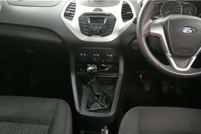 Ford Figo hatch 1.5 Trend 2017