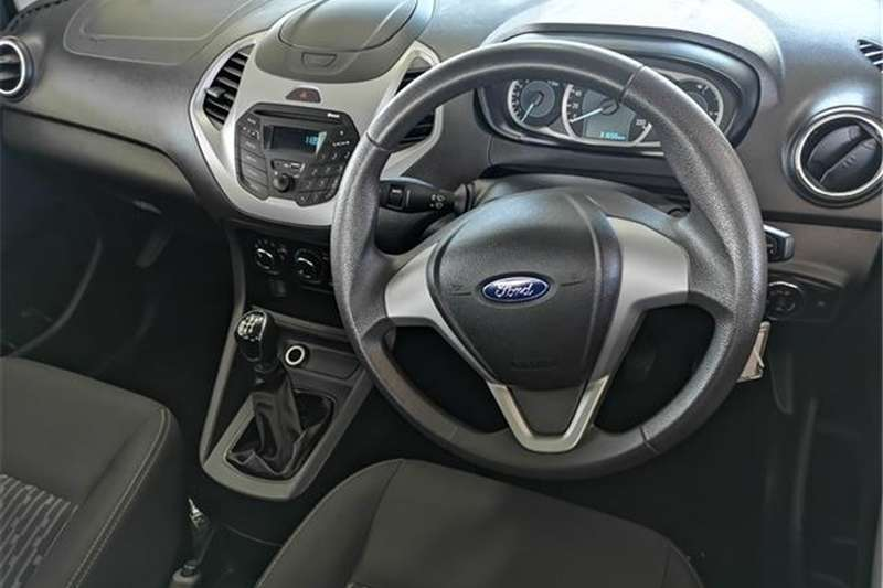 Ford Figo hatch 1.5 Trend 2018