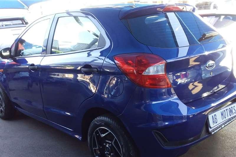 Used 2020 Ford Figo hatch 1.5 Trend