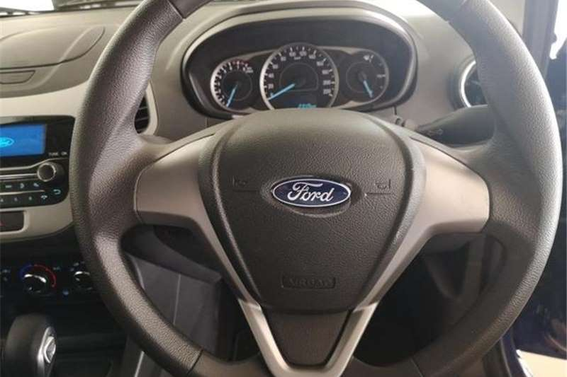 Ford Figo hatch 1.5 Trend Auto 2019