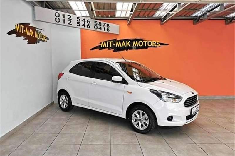 2017 Ford Figo hatch